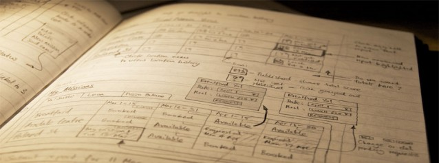 User interface thoughts